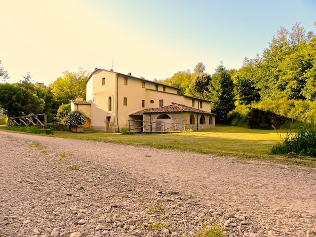 In the middle of an all that matters in Tuscany - Montevarchi - Apartment