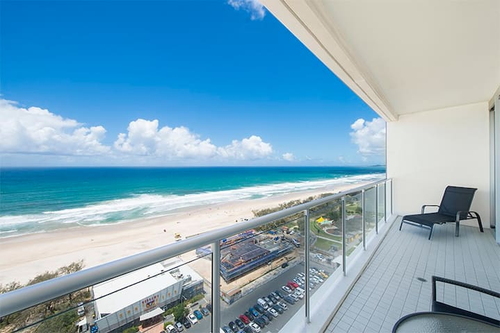 Beachfront Luxury Broadbeach - Broadbeach - Apartment