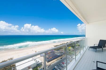 Beachfront Luxury Broadbeach - Broadbeach - Apartment
