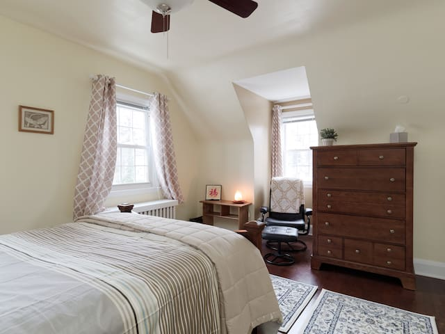 Charming Suite of Rooms in House - Towson - House