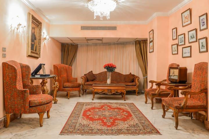*****ONE-BEDROOM-APARTMENT ZAMALEK***** - Zamalek - Apartamento