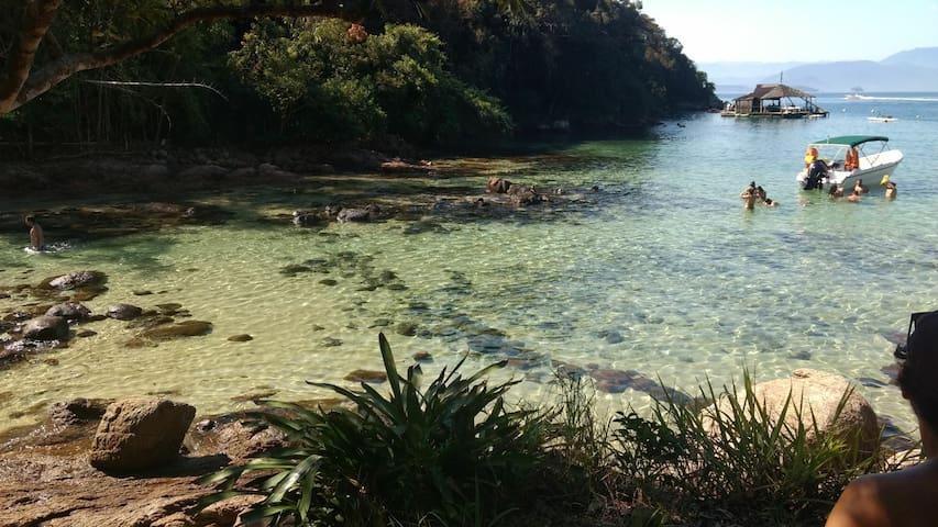 Aracatiba Ilha Grande-suítes
