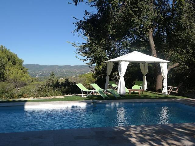 Beautiful villa in the south of france Provence