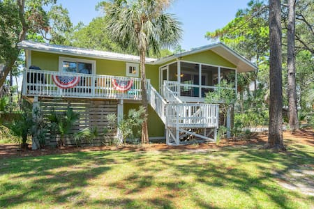 Fripp Cottage- 6 seat golf cart w/ 2 amenity cards