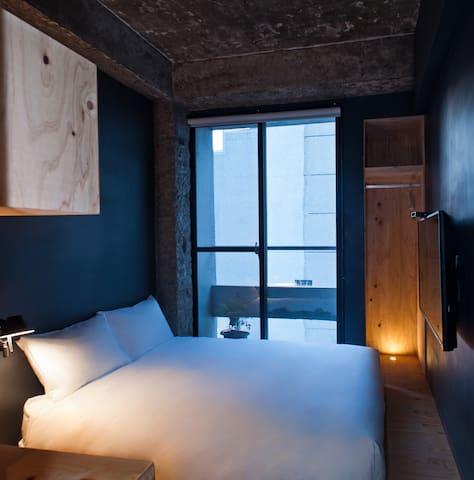 SOF Hotel - Sunset Double Room ( B )