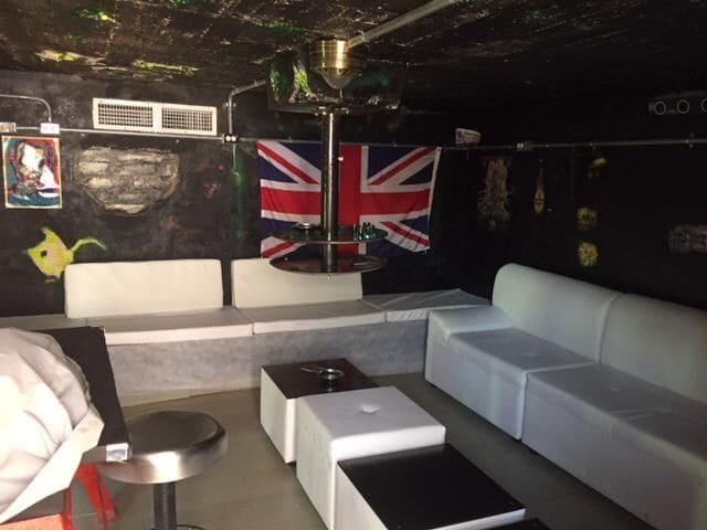 EL VERGEL Finca discoteca electronica y bar fonda