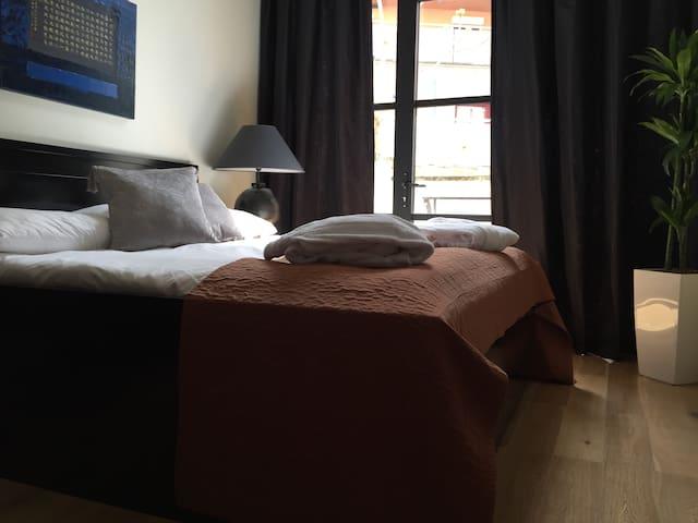 Luxury Suite in Maison d'Or - Antwerpen - Bed & Breakfast