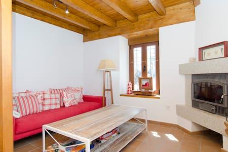 Casa en el campo/lago 1 h de Madrid - Cervera de Buitrago - Casa