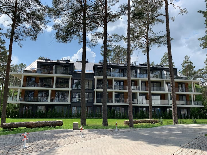 Apartments Augustow on the lake Necko Zefir 2