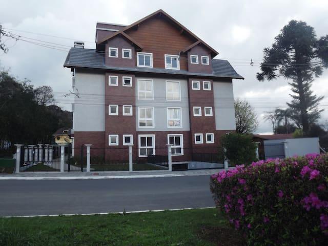 Belíssimo Apartamento em Gramado