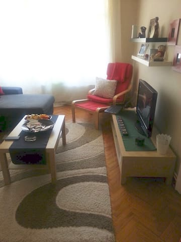 Cozy flat with great location - Kadıköy