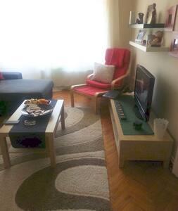 Cozy flat with great location - Kadıköy - Apartament