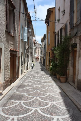 Appartement en plein coeur du vieil Antibes ! - Antibes