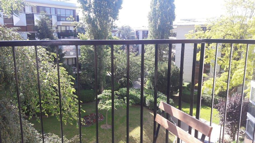 Appartement lumineux près de Versailles