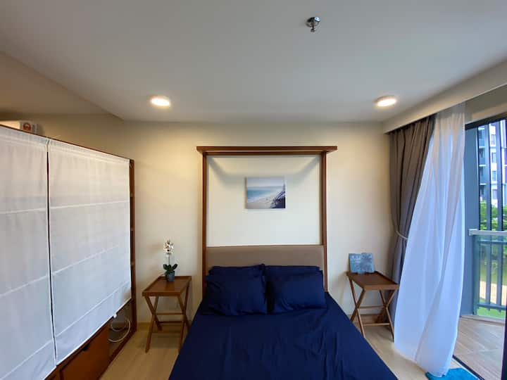 Timur Bay Seafront Residencies Suite @ Balok