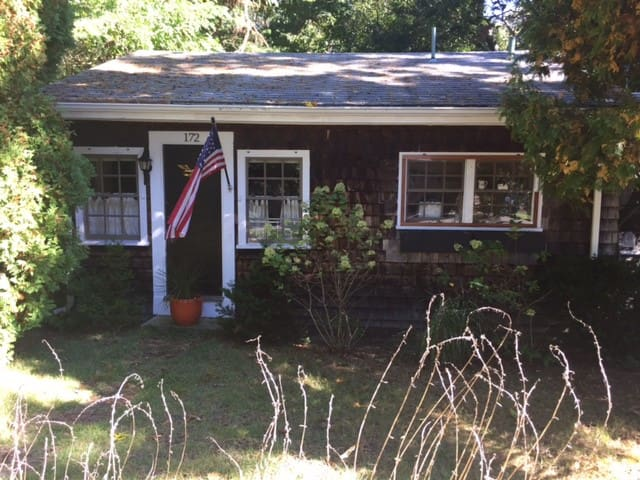Cozy Cottage on Westport River Peninsula - Westport - Haus