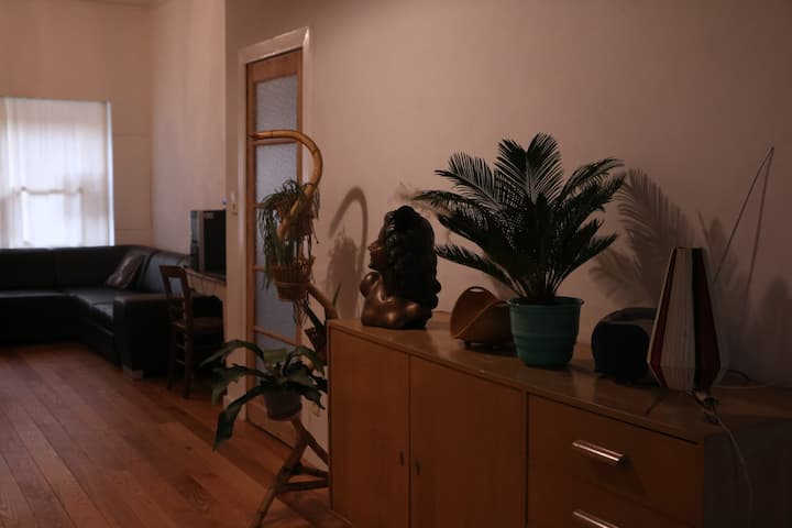 Cosy rooms near  Ghent center with free parking!