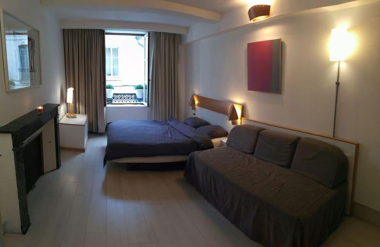 Centre Médiévale, Chambre BOUFFLET - Laon - Şehir evi