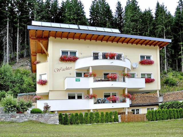 Apartment Apart Garni Wachter for 5 persons