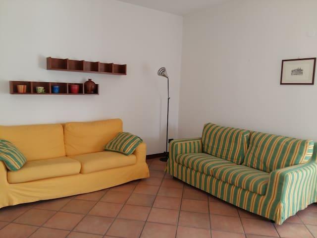 Casa5: appartamento accogliente e luminoso