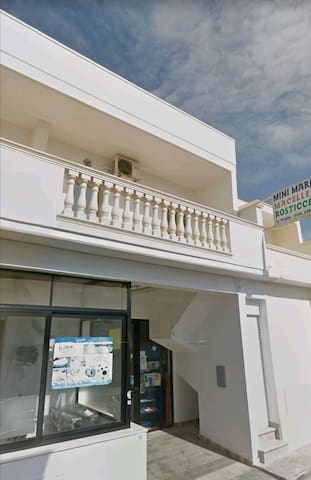 "Apartment ""Casa Salento Torre Pali"" Close to Beach with Balcony & Air Conditioning; Parking Available, Pets Allowed"