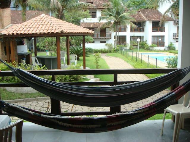 CASA c/piscina,lazer, condomínio,mergulho,Ubatuba