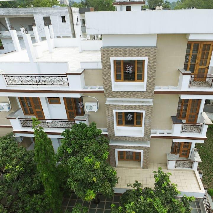 Hari Sharanam   Luxury Studio Apartments