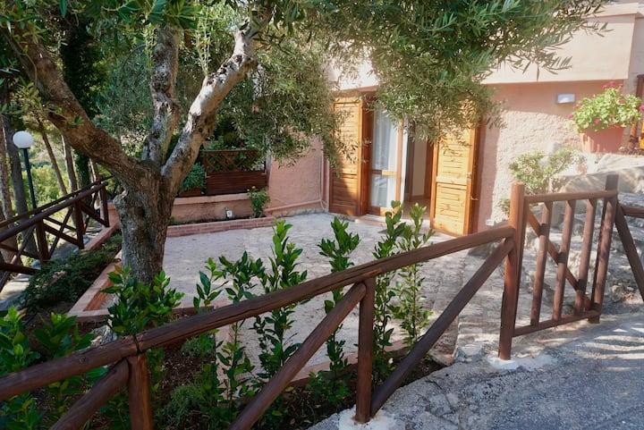 Casa con vista a Sperlonga-Punta Cetarola