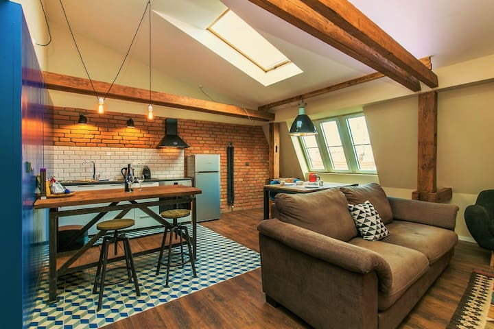 CHARLES BRIDGE TRENDY LOFT
