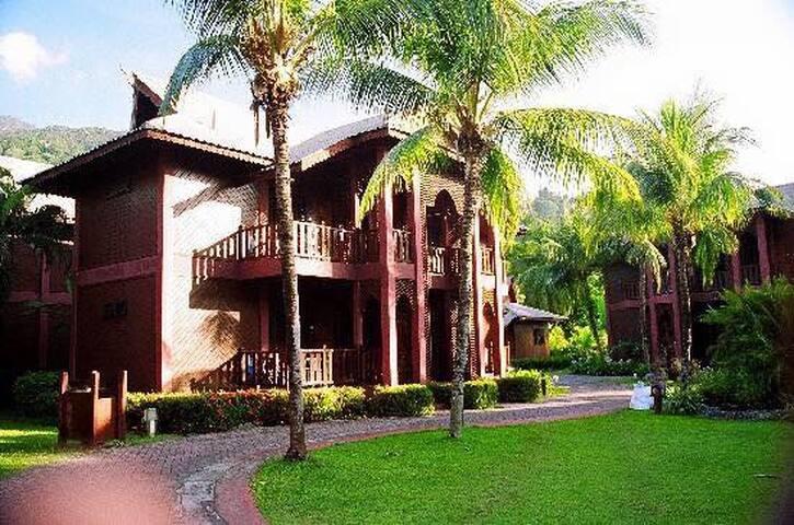 4 Star Tioman Resort Superior Chalet