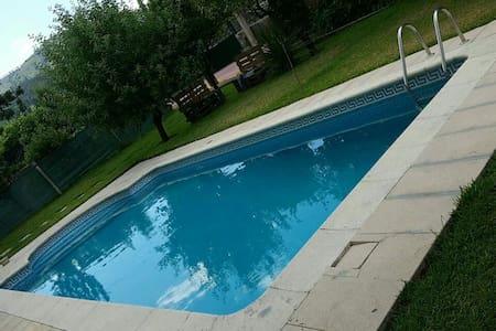 Estudio com churasqueira/piscina - Arcos De Valdevez