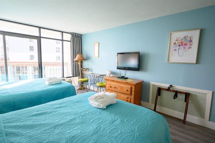 ⭐ Sand Dunes Resort, 5th Floor, Ocean View Studio