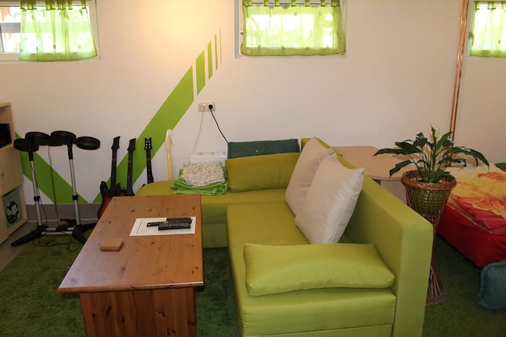 Cosy place for nature and city lovers - กราซ - บ้าน