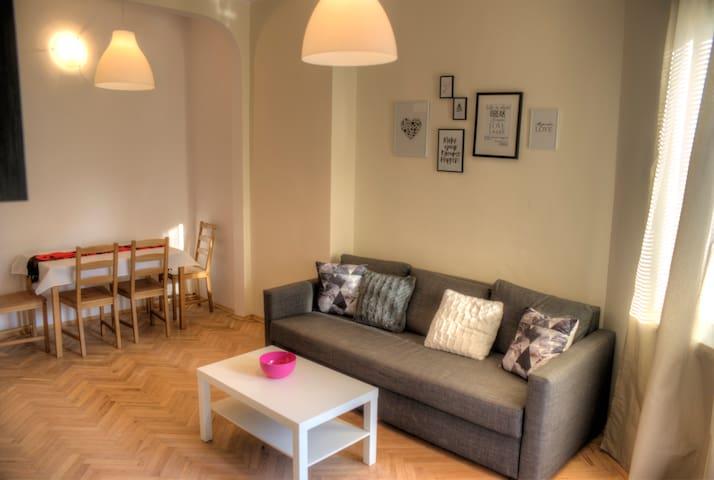 Apartment in Plovdiv Center/Plovdiv University. - Plovdiv - Byt