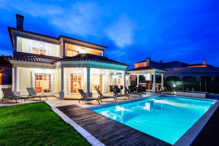 Villa Deluxe com Piscina Privada