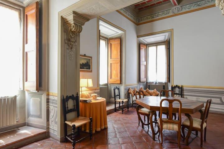 Charming 4pax apartment in the centre of Spoleto - Spoleto - Leilighet