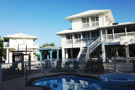 Oceanview Estate only 15 Minutes Key West Airport - キーウェスト