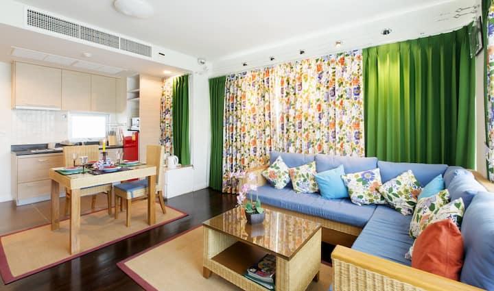Apartment Lanta @Baan Sandao Condominium Hua-Hin