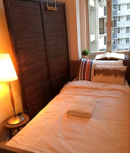 Single cozy Room in SOHO, Central - Hong Kong  - 其它