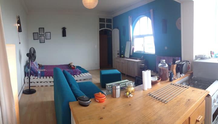 Studio meublé au centre d' Antananarivo