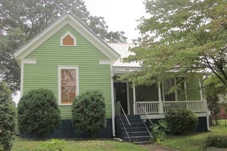 Cozy Athens home in walkable neighborhood.