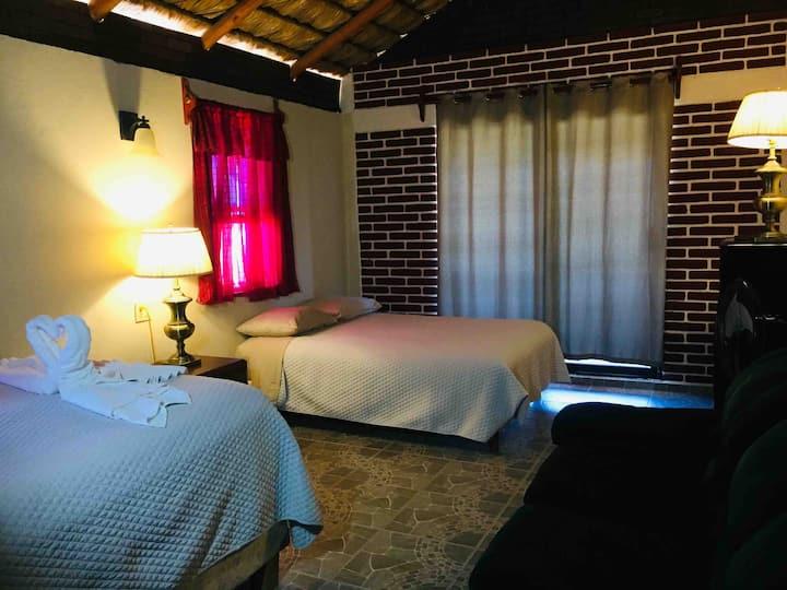 Cabo pulmo Tito's Inn