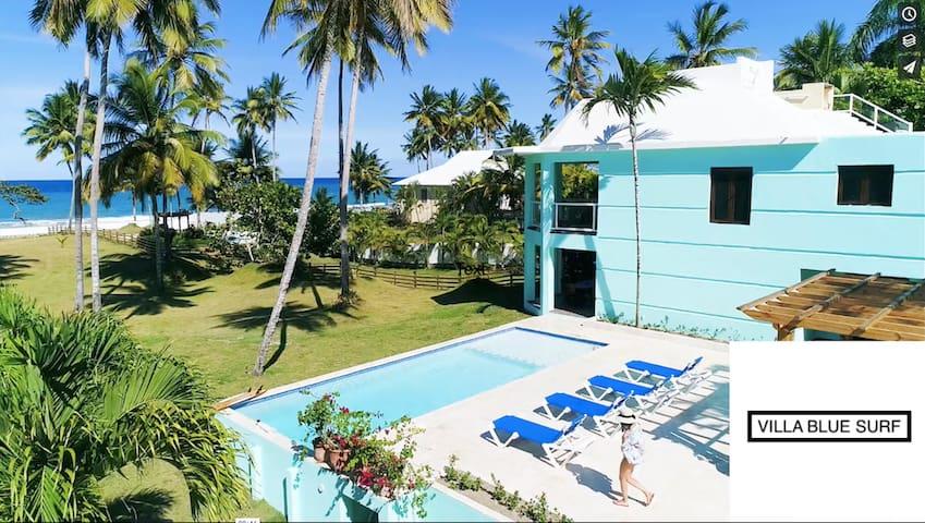 Villa Blue Surf 6 bedrooms