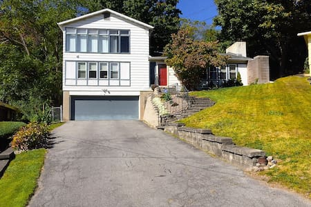 Spacious Home, Two Story, 3 bedrooms, - Syracuse