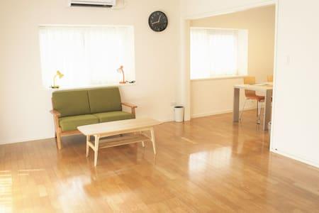 Good stay(D),Near 新宿,渋谷&walk 5mins+Free Wifi,MAX 2 - Setagaya-ku - Rumah Tamu