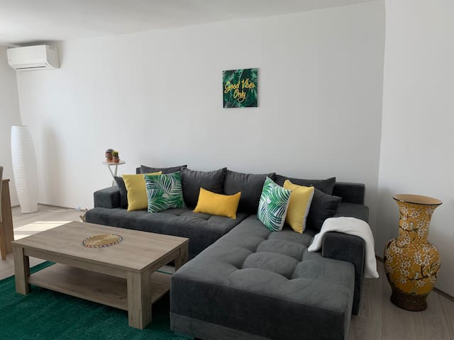 View apartment in the heart of Zemun