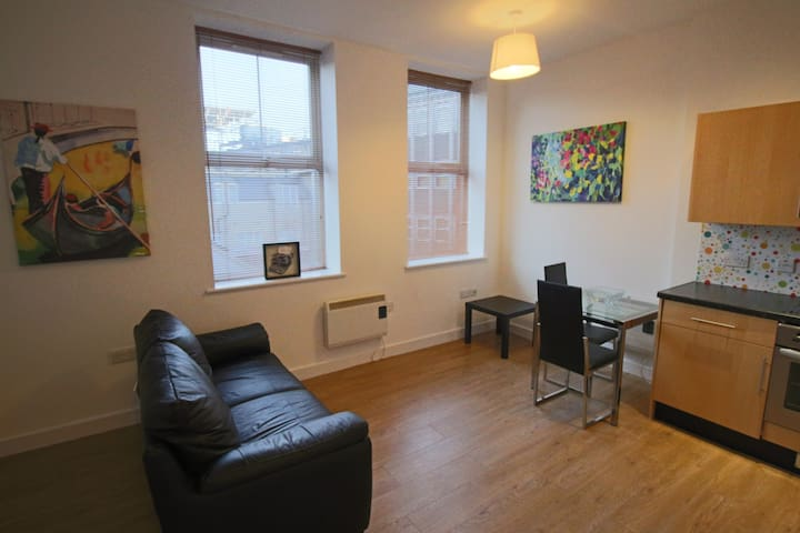 Thames Apartment - Reading - Apartamento