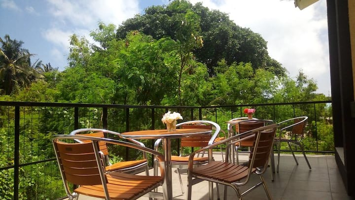 Comfy & homely stay at Thulusdhoo island