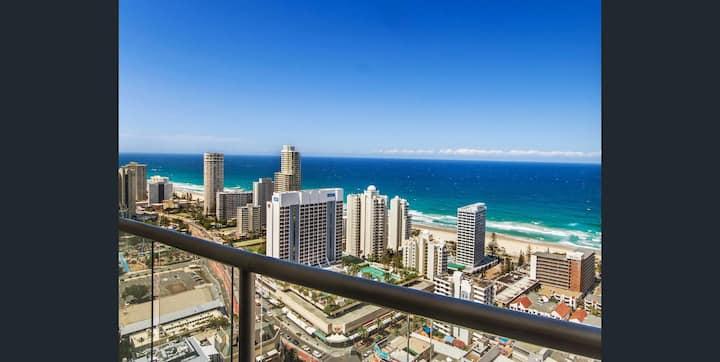 Gold Coast Chevron 2BR Surfers Paradise