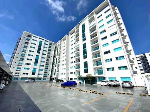 Centrico y Exclusivo Apartamento en Santiago